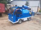 油电混合新能源电动三轮洒水车多少钱12000元