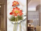 订制3D艺术瓷砖PVC液体地板无缝壁布招商加盟