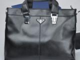男士优雅商务手提包精品时尚男包斜挎单肩包公文包 欧美手提包