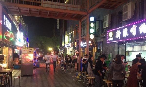 九堡 九堡新天地美食一条街转让 酒楼餐饮 商业街卖场