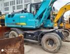 钦州钦北微型二手小挖机转让 二手挖掘机价格