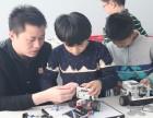 制造业博览会彰显机器人课程学习必不可少