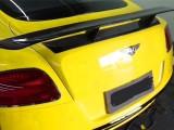 宾利 GT Mansory碳纤维双层尾翼 前杠 前唇 侧裙