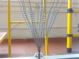 厂家供应针型镀锌驱鸟刺 不锈钢防鸟刺 耐用防腐赶鸟器国联电力