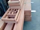 菠萝格凉亭花架木板材制作及手把手教用户如何自行搭建