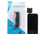 苹果iphone4S 5s 5 IPADmini无线快门遥控器智