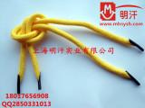 生产销售 圆绳打头绳 手提袋拎绳 礼盒拎绳 指甲头打头绳