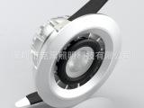 LED天花灯 夏普COB光源 6瓦(6W)新款LED筒灯 纯铝散