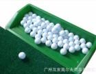 练习场设备发球盒绿色发球盒塑料软质发球盒