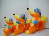 爱探险的朵拉毛绒玩具,dora捣蛋鬼礼物狐狸儿童和孩子礼物礼品
