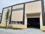 直观形象展示企业单层12米生产办公独栋厂房