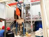 山东吨袋水泥拆包机 水泥吨袋拆包机厂家直销
