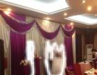 婚礼舞台、签到台、迎宾区等场地物料底价出租