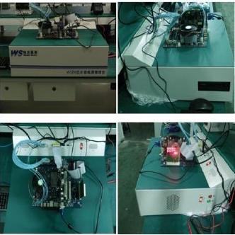 计算机硬件芯片级智能测试维修实训平台