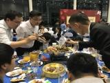企业订围餐外卖大型团体餐适合尾牙年会周年庆答谢晚宴