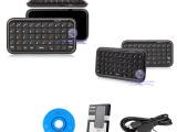 迷你蓝牙键盘无线小键盘全兼容智能手机PC等蓝牙设备手机外接键盘
