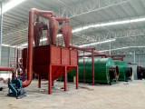 一臺小型環保廢輪胎煉油設備
