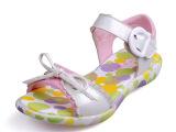 巴巴童鞋女大童凉鞋2014夏新款 女童凉鞋 儿童韩版时尚鞋子学生