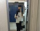 店铺装修,试衣镜便宜转让80元,尺寸:150cmx