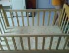 全新婴儿床带床铺