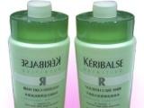 卡诗强化发质洗发水,修护素 重建发丝内部