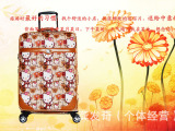 厂家直销猫杆箱时尚品牌行李箱万向轮旅行箱 24寸爆款一件代发