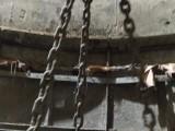 钢丝绳绳悬吊抓岩机