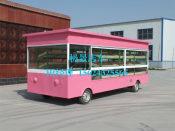 德州价位合理的街景小吃车哪里买-济南街景小吃车定制加工