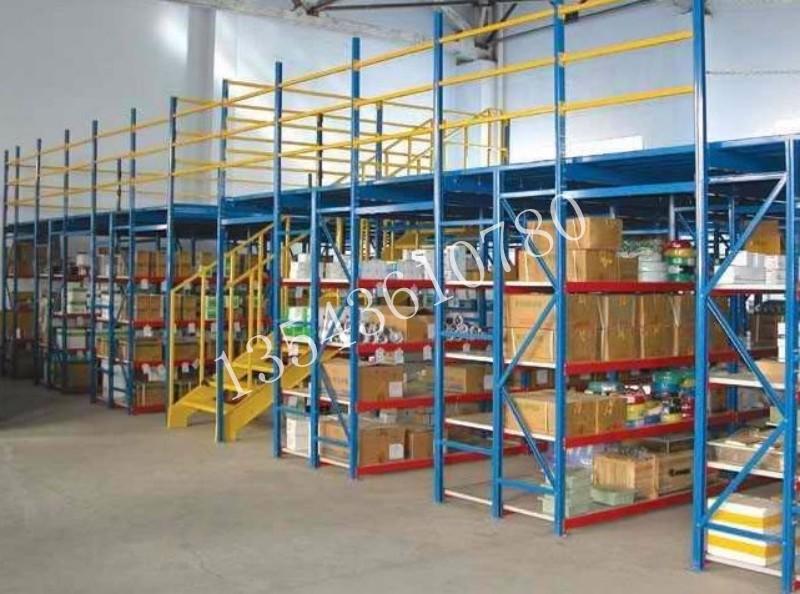 乐从仓库平台订做货架阁楼定做厂300kg货架批发货架批发订做
