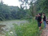 广州能钓鱼聚餐的地方选择广州帽峰山生态园