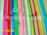 批发供应 pvc塑料拉链 文具袋拉链 防水无齿拉链 量多优惠