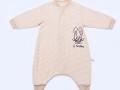 四季春夏秋薄款长袖中厚婴儿宝宝防踢被 幼儿儿童棉分腿式睡袋