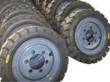 江西哪里有卖叉车配件的,江西叉车轮胎批发,4吨叉车轮胎