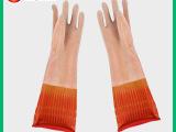 专业经销静电植绒橡胶手套 加厚牛筋橡胶手套 高品质低价格首选