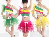 2015儿童舞蹈演出服装六一儿童演出服表演服女童幼儿演出服装直销