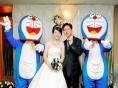 北京婚礼求婚结婚人偶服装租赁真人玩偶服装出租可带人