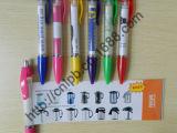【厂家】供应广告塑料圆珠笔、签字笔、拉纸笔、拉画笔、礼品笔