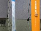 展示广告喷绘易拉宝  广告伸缩杆易拉宝  韩式防风X架  L型展示架
