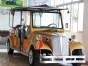 专业回收电动看楼车租赁电动游览车