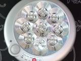 敏华消防应急灯 LED消防灯 新国标消防吸顶灯 红外感应应急灯1