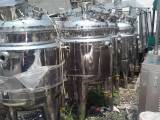 出售二手储罐发酵罐