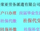 深圳公司办理深圳户口社保代缴/补缴可签证移民买车