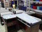 展会货架 箱包玩具饰品 瓷器服装精品钛合金展示架 中岛架子