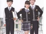 定制儿童童装幼儿园小学中学校服园服班服设计定做厂家直销