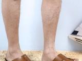 夏季爆款时尚潮流真皮男士拖鞋男韩版情侣沙滩鞋铆钉男鞋一字凉拖