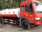 丹东二手绿化洒水车厂家 东风10吨喷洒车价格