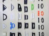 塑胶挂钩 塑料挂钩 深圳塑胶配件厂家生产行业包装塑胶配件