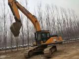 兰州个人二手挖掘机转让 三一365