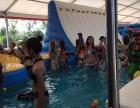 夏季充气娱乐设备水上闯关出租水上乐园定制制作龙头滑梯租赁