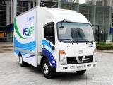 成都新能源4.2米厢式货车出售